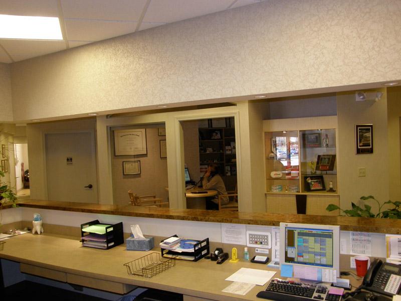 Dental Office Front Desk Help